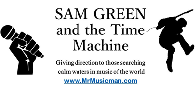 Sam Green & the Time Machine